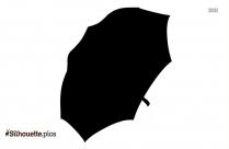 Umbrella Clipart Silhouette Picture