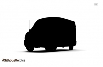 Wheelbarrow Silhouette Image And Vector