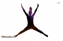 Yoga Illustrations Silhouette Illustration