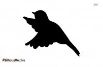 Lyrebird Silhouette
