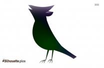 Bird Robin Silhouette