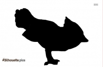Penguin Clipart Silhouette Image