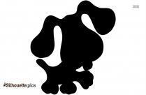 Puppy Silhouette Svg