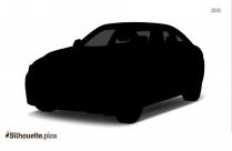 Car Wheel Silhouette
