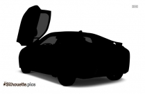 Bmw I8 Car Silhouette Vector And Graphics