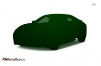 Black Audi Rs7 Silhouette Image