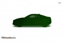 Bmw I8 Car Silhouette Clipart