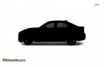 Bmw M3 Car Silhouette Illustration