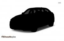 Car Silhouette Picture, Four Wheeler Vector