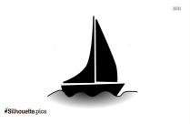 Pontoon Boat Clip Art Silhouette