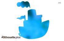 Boat Clipart Silhouette
