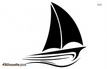 Boat Drawing Logo Silhouette For Download