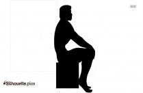 Body Builder Clipart Silhouette