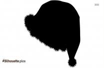 Cartoon Cap Silhouette