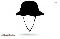 Mafia Hat Silhouette