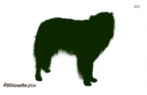 Dog Silhouette Png Vector Image