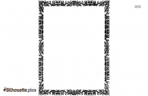 Heart Frames Logo Silhouette For Download