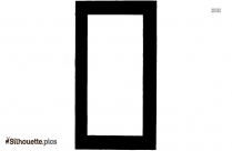 Free Border Designs Silhouette Image