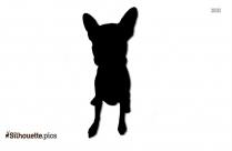 Caribou Animals Silhouette Clip Art