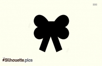 Bow Tie Silhouette