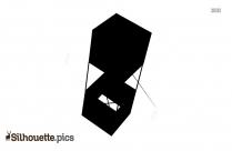 Box Kite Silhouette