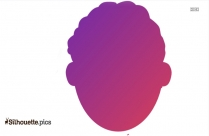 Afro Lady Head Clipart Download Free Silhouette