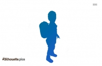 Hand Bags Vector Silhouette