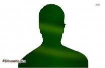 Brad Pitt Silhouette Picture