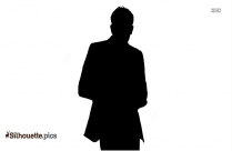 Bradley Cooper Silhouette Clipart