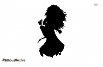 Brave Drawings Silhouette Picture