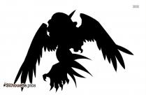 Teen Titans Silhouette Illustration