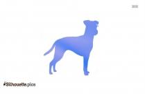 Brazilian Terrier Dog Silhouette