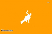 Breakdancer Clipart , Hip Hop Illustration