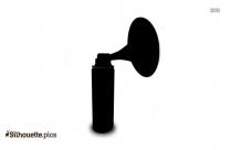 Breen Air Horn Silhouette