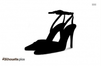 Bridal Flip Flops With Heel Silhouette