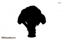 Cartoon Potato Silhouette