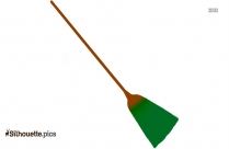 Broom PNG Silhouette Images