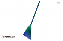 Broom Clip Art Silhouette Free Download