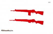 Gun Clip Art Picture Silhouette