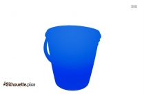 Container Jar With Lid Silhouette Clip Art