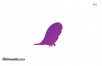 Flying Pigeon Clip Art Silhouette