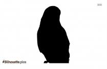 Parakeet Bird Silhouette Vector