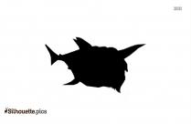 Basking Shark Clip Art