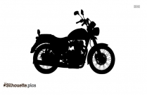 Bullet Bike Image Silhouette