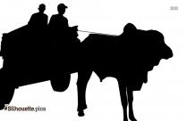 Motorhome Cartoon Clip Art Silhouette