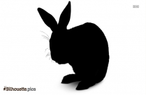 Easter Bunny Posters Silhouette Clip Art