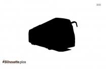 Black Vehicle Silhouette Image