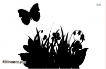Flower Frame Png Silhouette