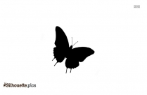 Butterfly Tattoo Silhouette Illustration
