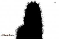 Cacti Silhouette